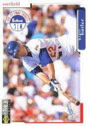 1998 Collector's Choice #143 Brett Butler