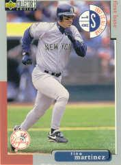 1998 Collector's Choice #180 Tino Martinez