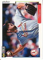 1998 Collector's Choice #218 Alan Benes