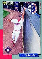 1998 Collector's Choice #245 Juan Gonzalez