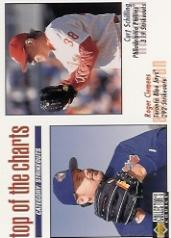 1998 Collector's Choice #258 R.Clemens/C.Schilling TOP