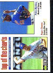 1998 Collector's Choice #259 R.Clemens/P.Martinez TOP
