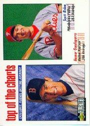 1998 Collector's Choice #261 N.Garciaparra/S.Rolen TOP
