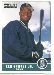 1998 Collector's Choice #275 Ken Griffey Jr. GJ
