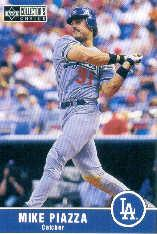 1998 Collector's Choice #279 Mike Piazza GJ