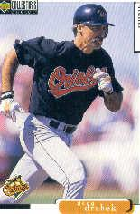 1998 Collector's Choice #312 Doug Drabek