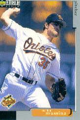 1998 Collector's Choice #315 Mike Mussina