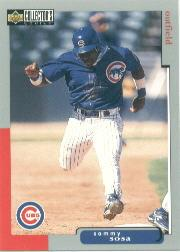 1998 Collector's Choice #330 Sammy Sosa