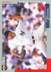 1998 Collector's Choice #445 Andy Pettitte
