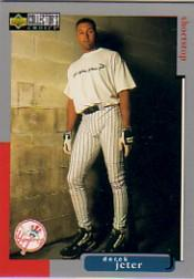 1998 Collector's Choice #450 Derek Jeter