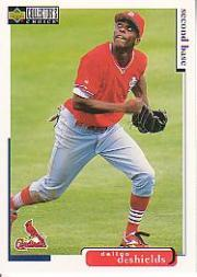 1998 Collector's Choice #476 Delino DeShields