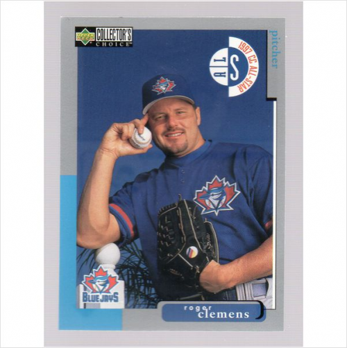 1998 Collector's Choice #530 Roger Clemens