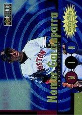1998 Collector's Choice Crash the Game Exchange #CG15 Nomar Garciaparra