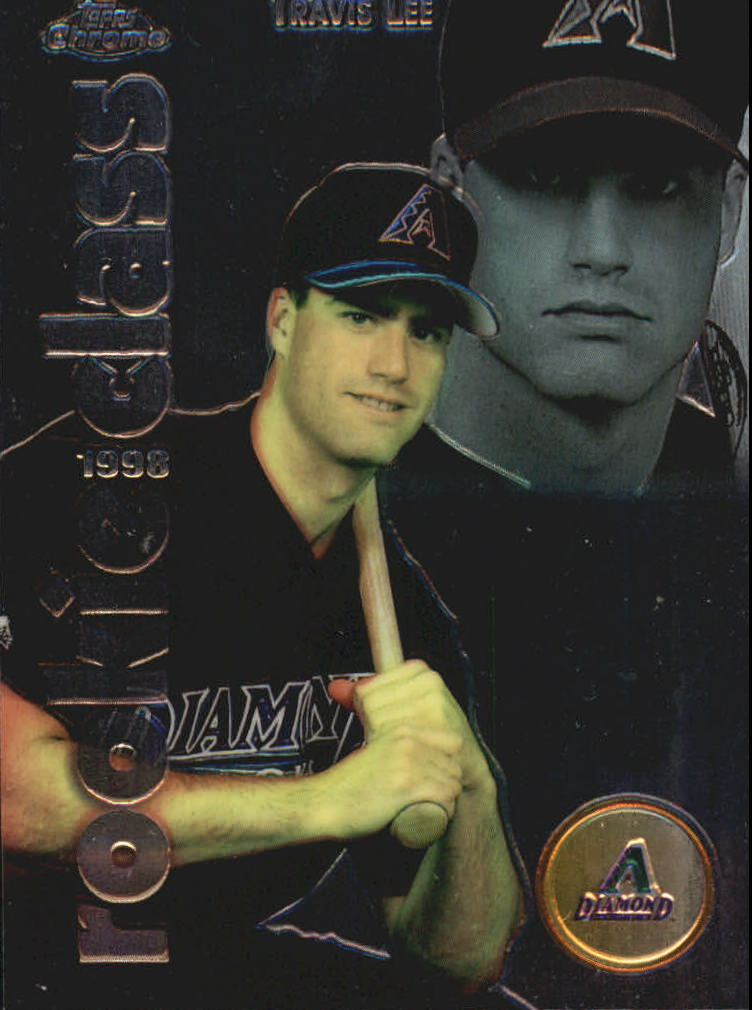 1998 Topps Chrome Rookie Class #R1 Travis Lee