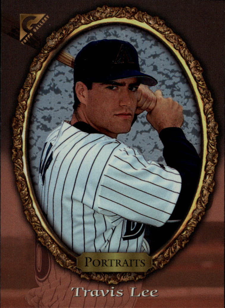 1998 Topps Gallery #20 Travis Lee
