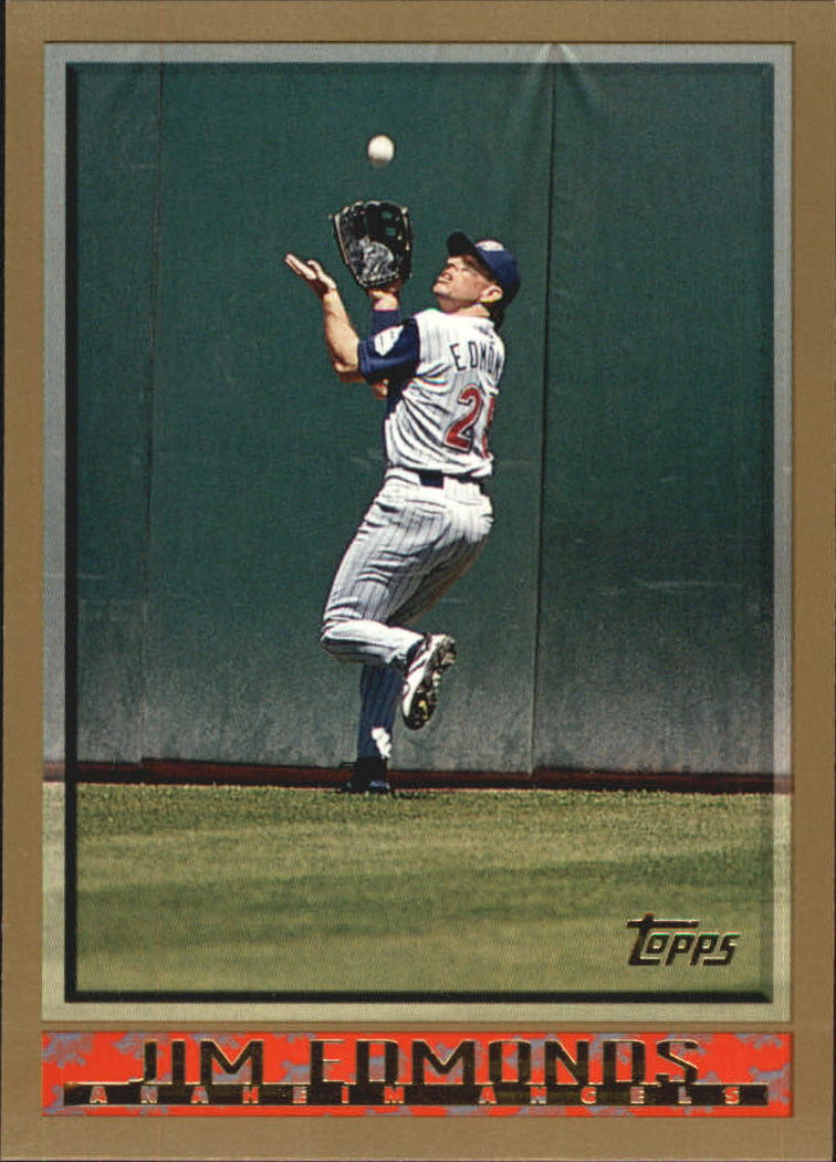1998 Topps #75 Jim Edmonds