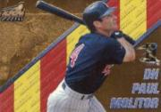 1998 Aurora Pennant Fever Copper #4 Paul Molitor