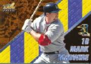 1998 Aurora Pennant Fever Copper #25 Mark McGwire