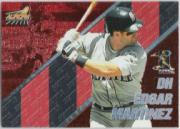 1998 Aurora Pennant Fever Red #11 Edgar Martinez