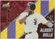 1998 Aurora Pennant Fever Red #20 Albert Belle