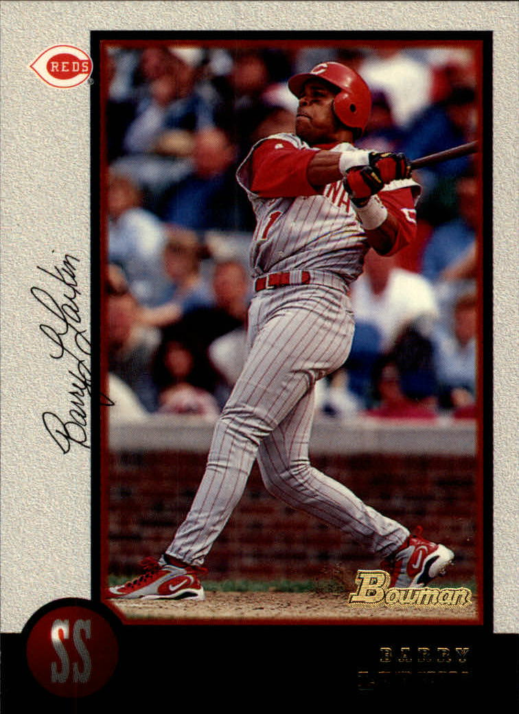 1998 Bowman #63 Barry Larkin