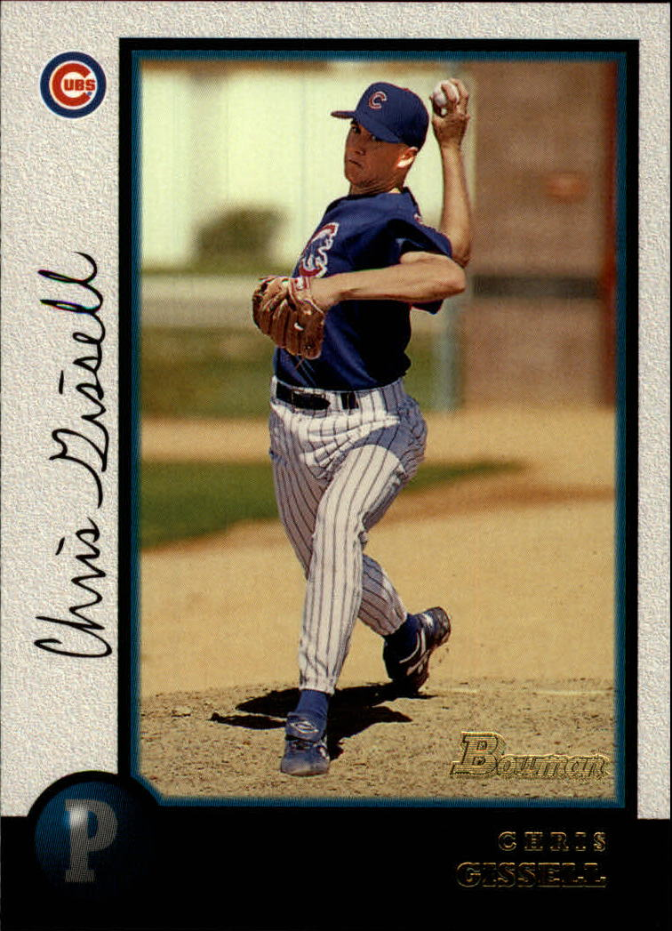 1998 Bowman #305 Chris Gissell