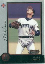 1998 Bowman Chrome #39 Mark Grace