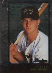 1998 Bowman Chrome #78 Jared Sandberg