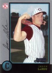 1998 Bowman Chrome #309 Jason LaRue RC