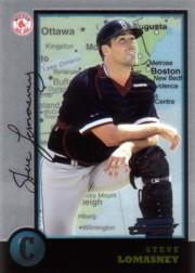 1998 Bowman Chrome #397 Steve Lomasney RC
