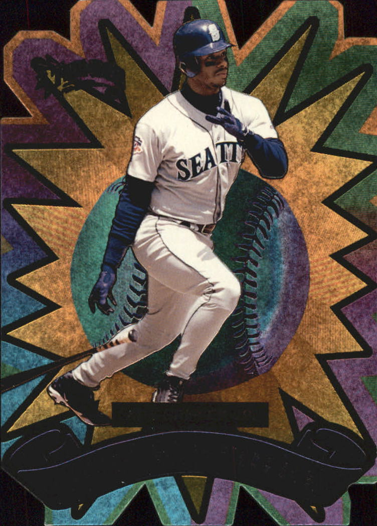 1998 Circa Thunder Quick Strike #5 Ken Griffey Jr.