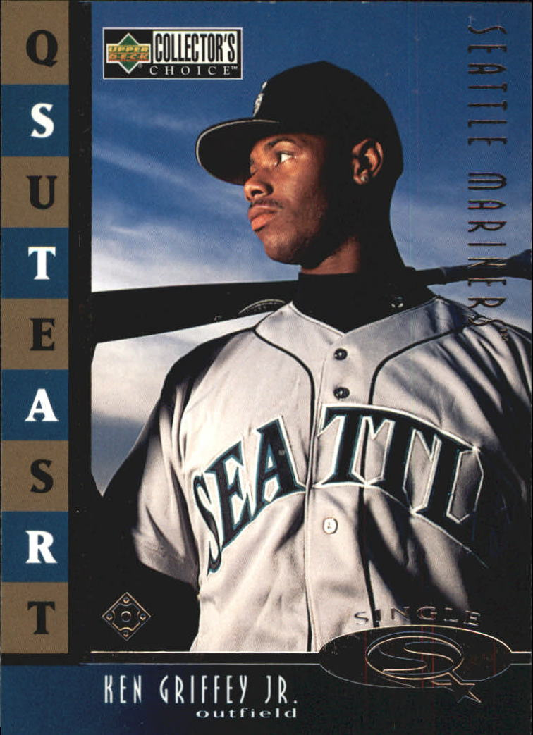 1998 Collector's Choice StarQuest Single #1 Ken Griffey Jr.