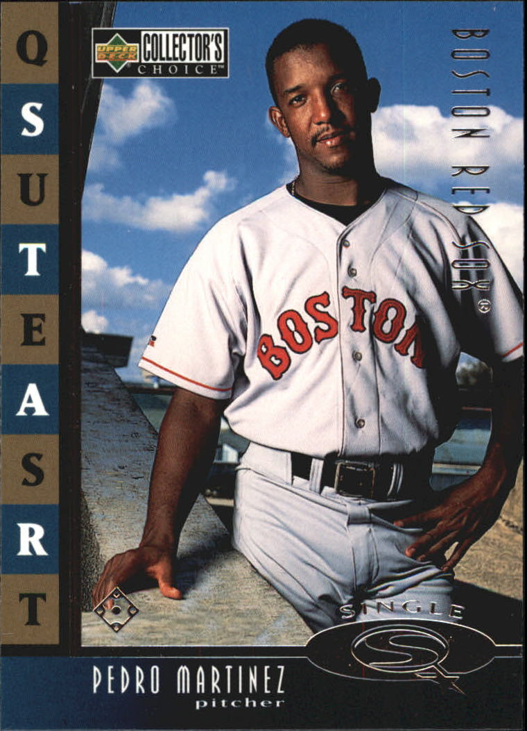 1998 Collector's Choice StarQuest Single #12 Pedro Martinez
