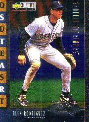 1998 Collector's Choice StarQuest Double #7 Alex Rodriguez