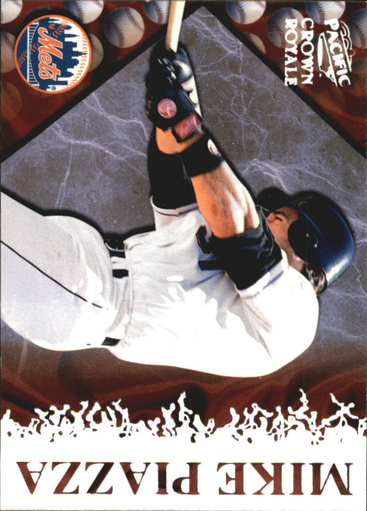 1998 Crown Royale Pillars of the Game #15 Mike Piazza