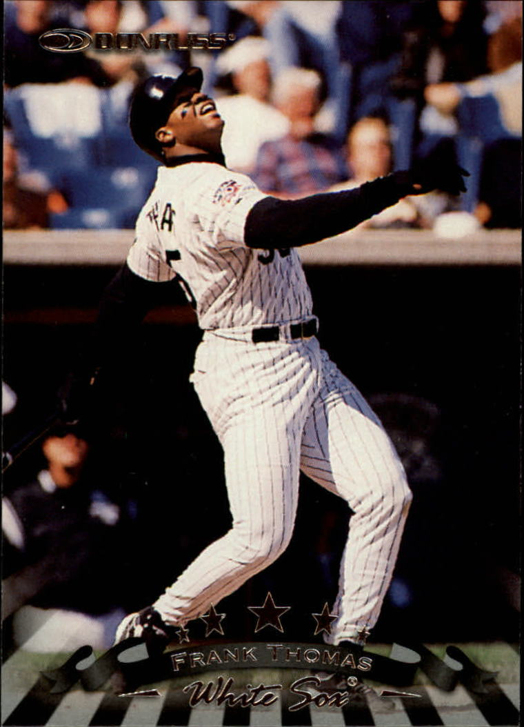 1998 Donruss #12 Frank Thomas