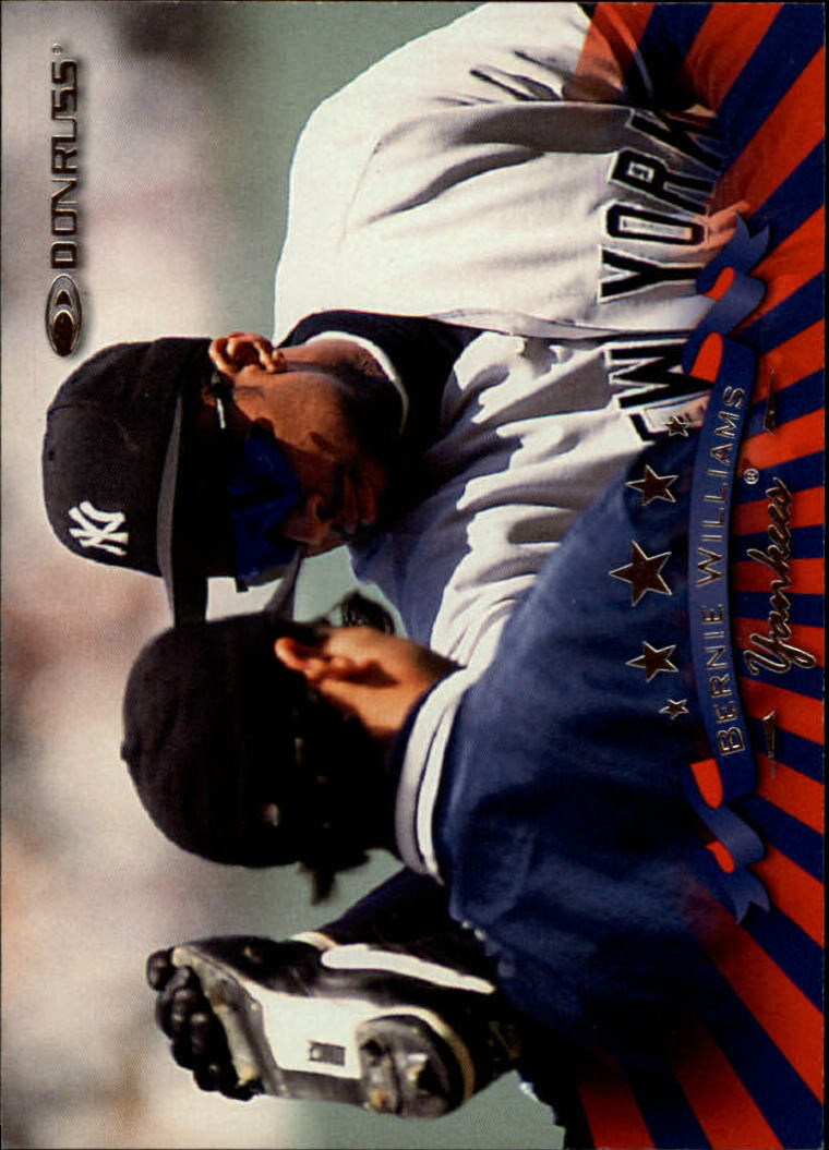 1998 Donruss #59 Bernie Williams