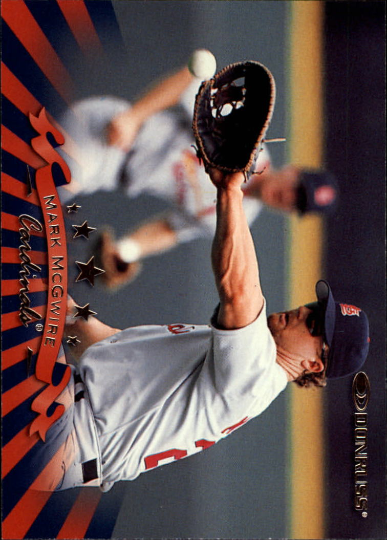 1998 Donruss #62 Mark McGwire