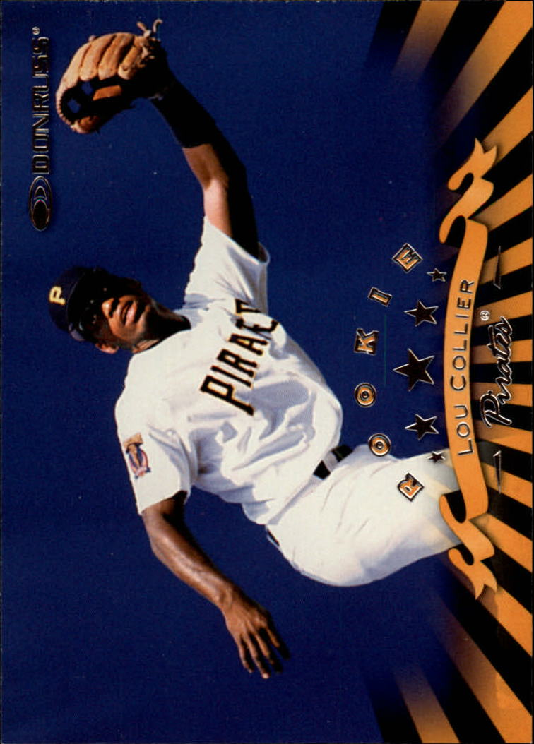 1998 Donruss #71 Lou Collier