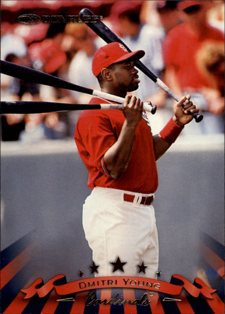 1998 Donruss #93 Dmitri Young