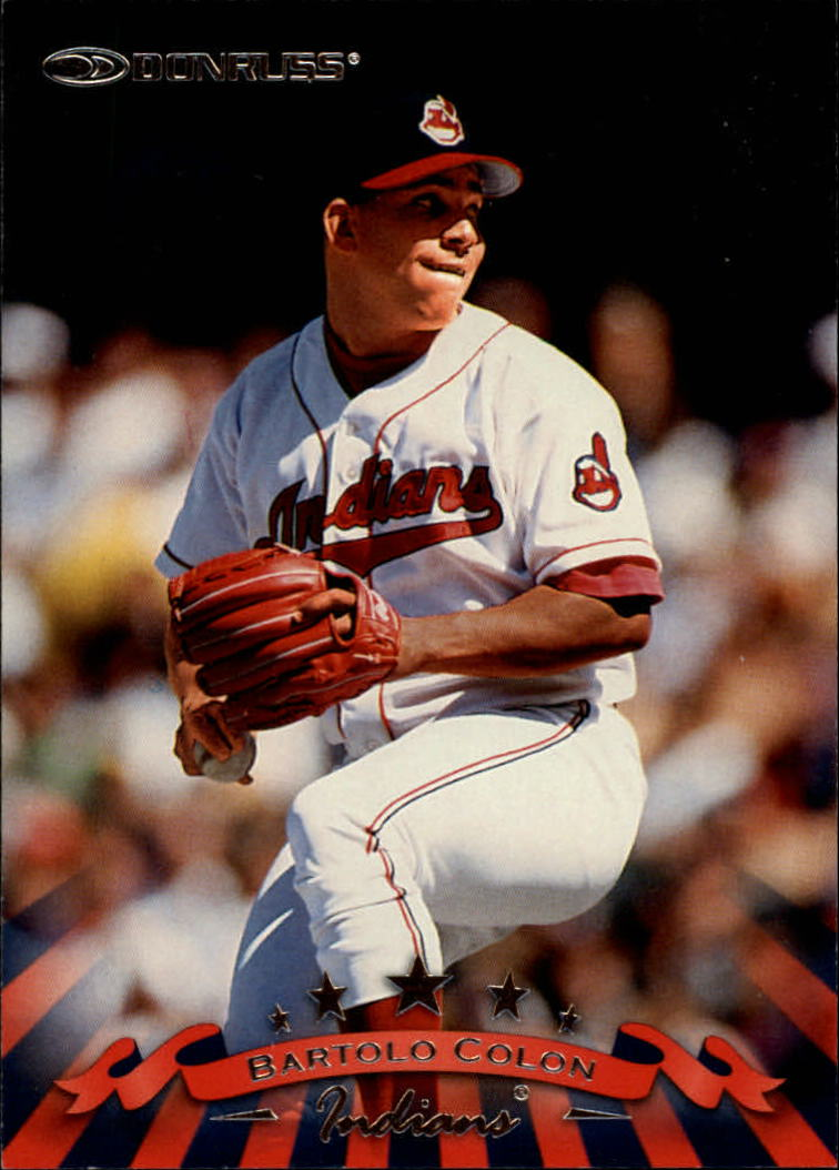 1998 Donruss #109 Bartolo Colon