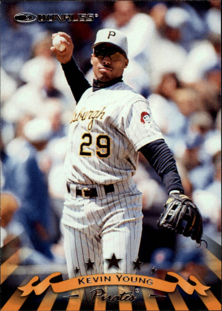 1998 Donruss #117 Kevin Young
