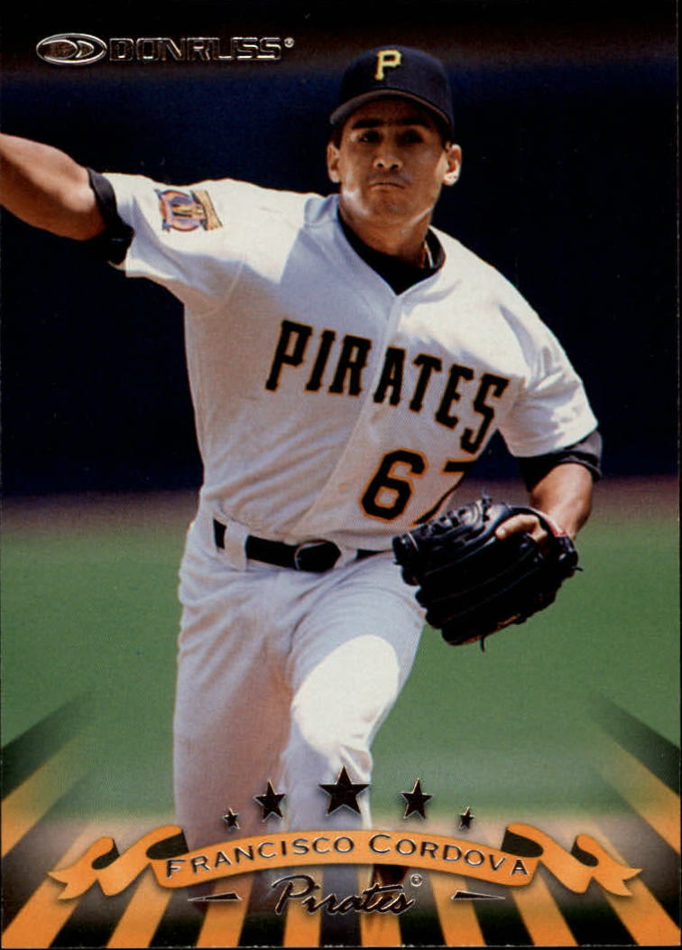 1998 Donruss #120 Francisco Cordova