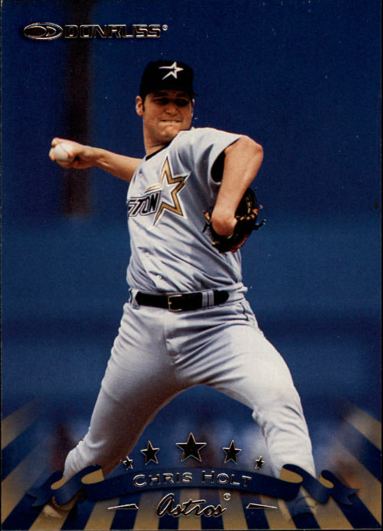 1998 Donruss #152 Chris Holt