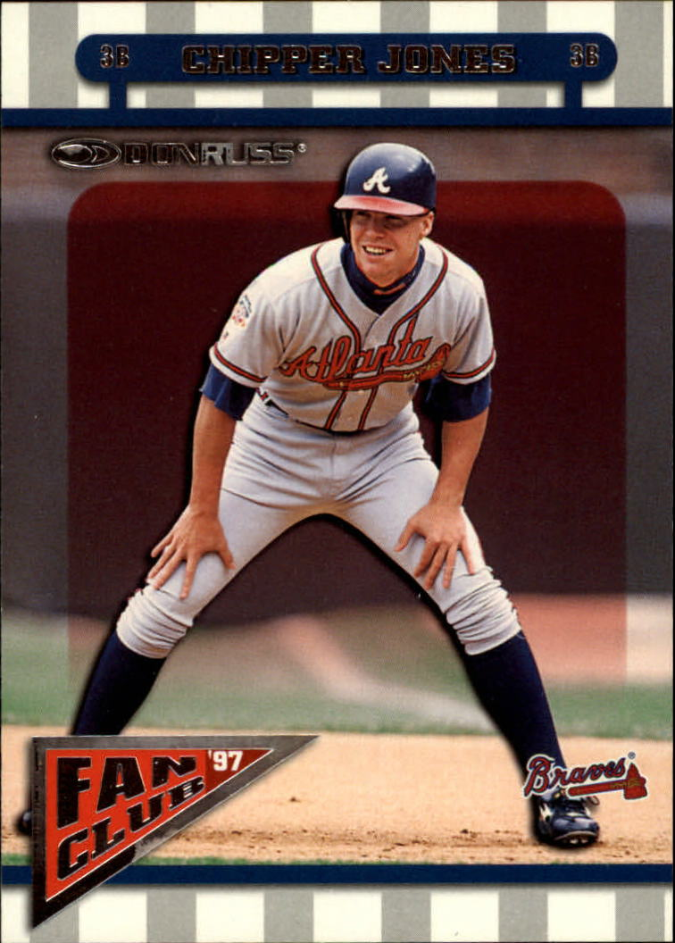 1998 Donruss #158 Chipper Jones FC