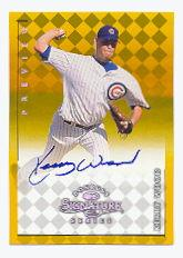 1998 Donruss Signature Series Previews #34 Kerry Wood/373