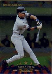 1998 Donruss Collections Donruss #100 Derek Jeter