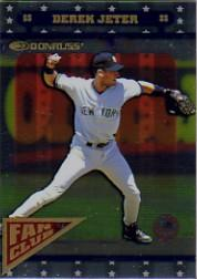 1998 Donruss Collections Donruss #165 Derek Jeter FC