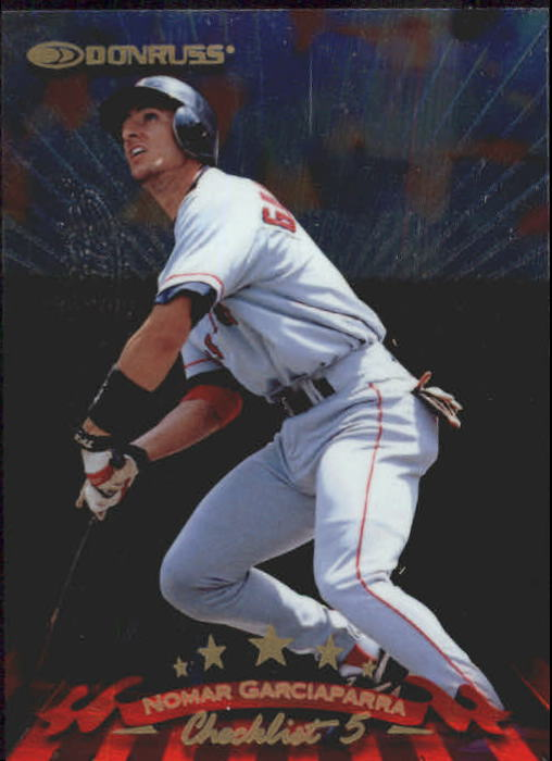 1998 Donruss Collections Donruss #170 Nomar Garciaparra CL