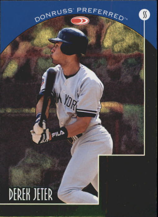 1998 Donruss Preferred #9 Derek Jeter FB